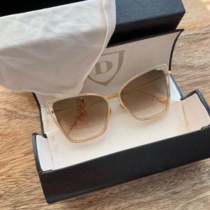 Dita Sunbird Crystal Clear Sunglasses